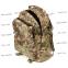Тактический армейский супер-крепкий рюкзак c органайзером 40 литров Украинский пиксель, TM 5.15.b 4
