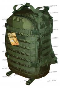 Тактический, штурмовой супер-крепкий рюкзак 32 литров олива, TM.5.15.b