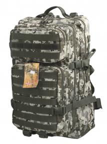 Тактический, штурмовой крепкий рюкзак 38 литров Украинский пиксель, TM.5.15.b