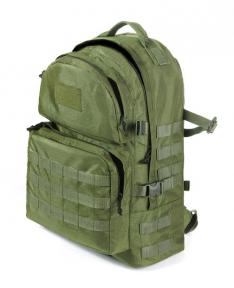 Тактический армейский Супер-крепкий рюкзак 40 литров Олива, +ПОЯСНОЙ РЕМЕНЬ, TM 5.15.b