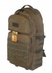 Тактический армейский крепкий рюкзак 60 литров Койот, TM 5.15.b