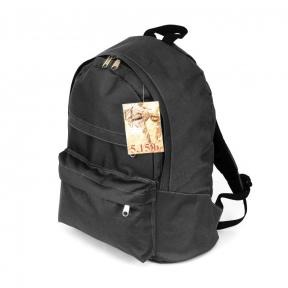 Армейский, городской рюкзак 25 литров Черный, TM 5.15.b