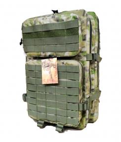 Тактический армейский походный штурмовой 3-х дневный рюкзак на 50 литров Мультикам Cordura 1000D, TM 5.15.b