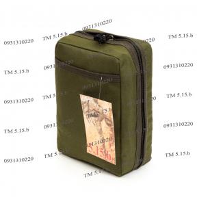 Подсумок для аптечки военной образца НАТО олива, TM 5.15.b
