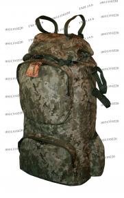 Экспедиционный тактический армейский супер-крепкий рюкзак 90 литров Украинский пиксель, TM 5.15.b