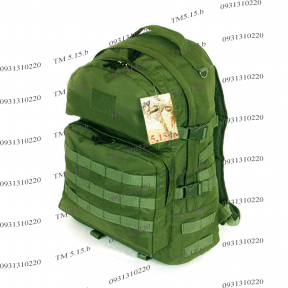 Тактический армейский Супер-крепкий рюкзак 40 литров Олива, TM 5.15.b