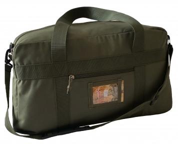 Тактическая крепкая сумка 50 Литров. Экспедиционный баул. Олива. ВСУ, TM.5.15.b