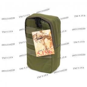 Подсумок тактический, военный Олива, TM 5.15.b