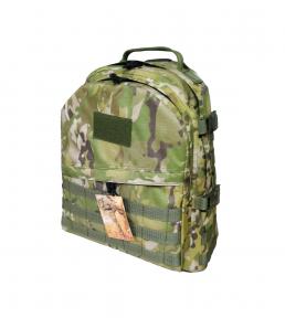 Тактический армейский крепкий рюкзак 30 литров Мультикам, TM 5.15.b