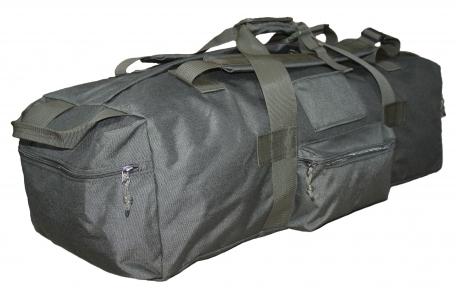 Тактическая супер-крепкая сумка 75 литров. Экспедиционный баул. Олива, TM.5.15.b