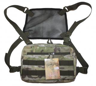Тактическая сумка-барсетка сумка-планшет Мультикам 340/1, TM.5.15.b