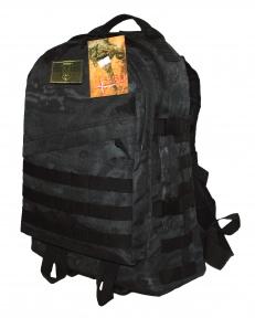 Тактический армейский супер-крепкий рюкзак c органайзером 40 литров АТАКС, +ПОЯСНОЙ РЕМЕНЬ Кордура 1200 ден. TM 5.15.b