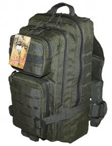 Тактический штурмовой армейский супер-крепкий рюкзак на 25 литров олива. Кордура POLY 900 ден.. TM 5.15.b