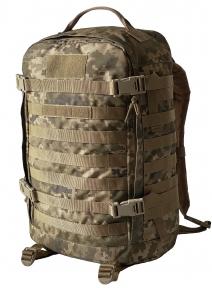 Тактический, штурмовой супер-крепкий рюкзак 32 литров пиксель, TM.5.15.b