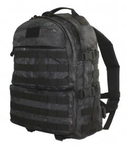 Тактический походный супер-крепкий рюкзак на 40 литров Атакс с ортопедической спиной, TM 5.15.b