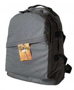 Тактический армейский крепкий рюкзак c органайзером 40 литров Серый, Кордура 900 ден TM 5.15.b