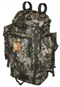 Туристический тактический армейский крепкий рюкзак 75 литров Украинский пиксель, TM 5.15.b