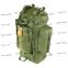 Туристический тактический армейский супер-крепкий рюкзак 75 литров Олива. Кордура 1000 den, TM 5.15.b