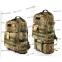 Тактический армейский супер-крепкий рюкзак трансформер 40-60 литров Пиксель, TM 5.15.b