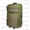 Тактический, штурмовой супер-крепкий рюкзак 38 литров Олива, TM.5.15.b