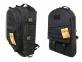 Тактический армейский крепкий рюкзак трансформер 30-45 литров, Черный, TM.5.15.b